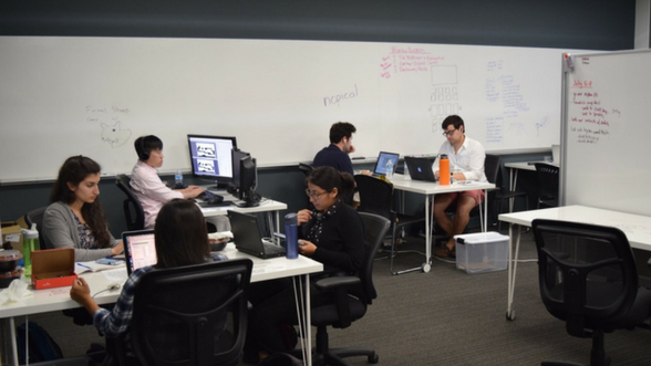 Bruins' dot-com businesses take off with new campus accelerator