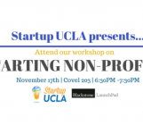 Startup UCLA: Starting a Non-profit Workshop