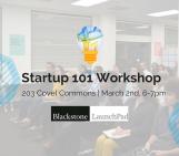 Startup UCLA Presents: Startup 101 Workshop