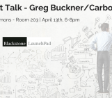 Product Talk with Greg Buckner/Carbon Five