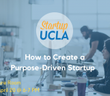 How to Create a Purpose Driven Startup