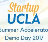 Startup UCLA Summer Accelerator Demo Day 2017