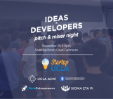 Ideas x Developers: Pitch & Mixer Night