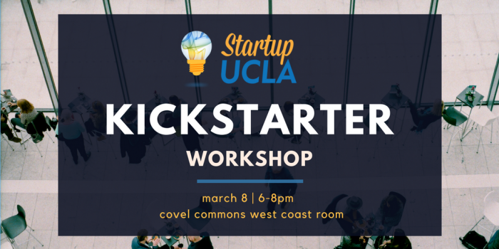 Workshop: Kickstarter