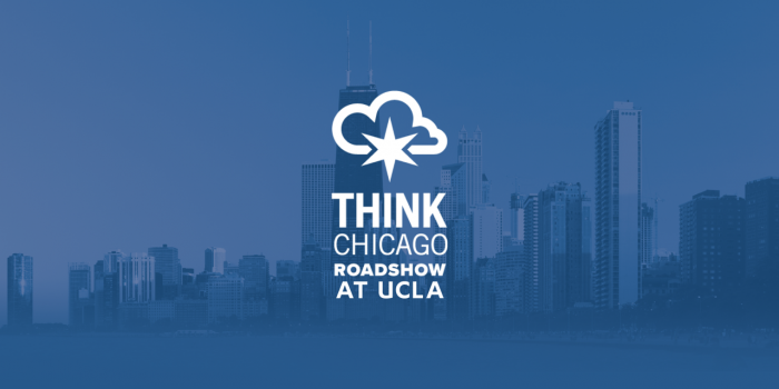 Think Chicago at UCLA: Networking Reception Application